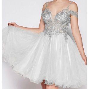 Silver dresses !